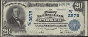 Series 1902 Blue Seal