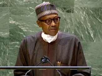 President Buhari's address at UN General Assembly
