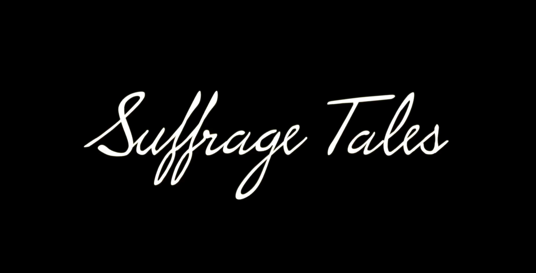 Suffrage Tales