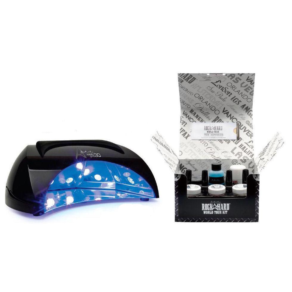 Vip Rock Hard World Tour Kit 02252