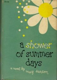 Cover of A Shower of Summer Days by May Sarton
