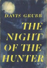 1955_The Night of the Hunter by Davis Grubb book cover