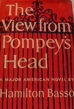 1955_The View From Pompey's Head by Hamilton Basso book cover