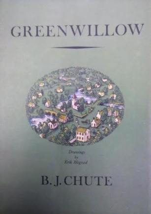 cover of Greenwillow by B.J. Chute