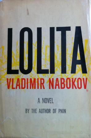 cover of Lolita by Vladimir Nabokov