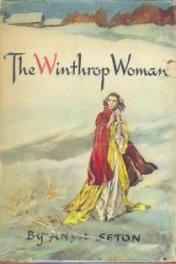 cover of The Winthrop Woman by Anya Seton