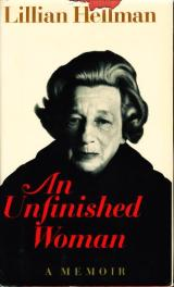Cover of An Unfinished Woman by Lillian Hellman