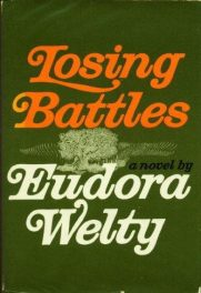 cover of _Losing Battles by Eudora Welty