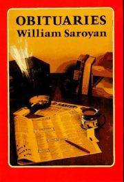 book jacket for william saran's Obituaries