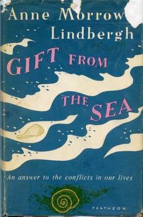 cover of Gift from the Sea by Anne Morrow Lindbergh