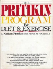 Book cover for Pritikin Program