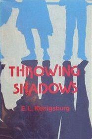 Book Jacket Throwing Shadows