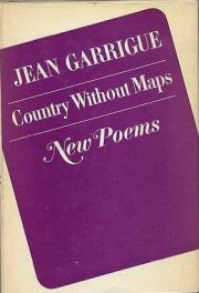 Country Without Maps by Jean Garrigue book cover