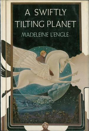 Book jacket for A Swiftly Tilting Planet