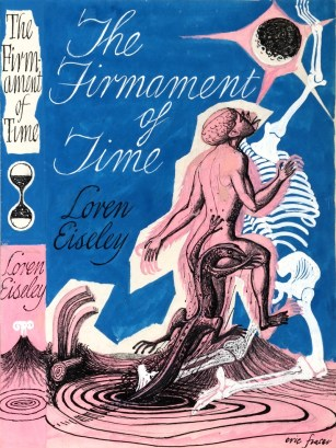 Firmament of Time by Loren Eisely book cover