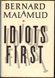 Idiots First by bernard malamud book cover