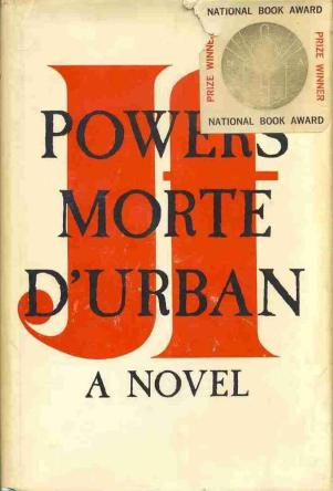 Morte D'Urban by J F Powers book cover