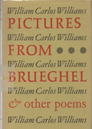 Pictures from Brueghel by william carlos williams book cover
