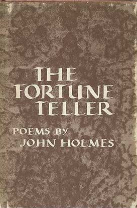 The Fortune Teller by john holmes book covert