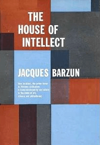 The House of Intellect book cover