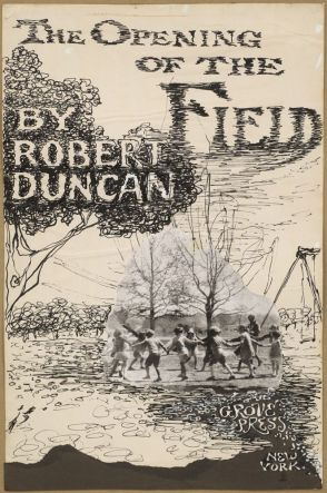 The Opening of the Field by robert duncan book cover