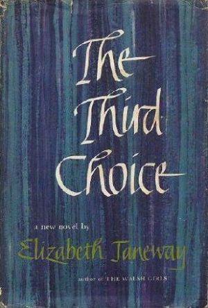 The Third Choice book cover