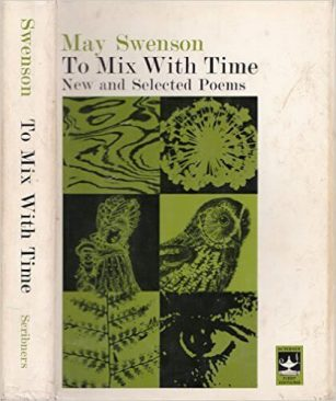To Mix with Time by May Swenson book cover