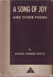 A Song of Joy, by Byron H. Reece book cover