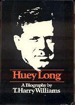 cover of Huey Long by Harry T Williams