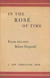cover of In The Rose of Time by Robert Fitzgerald