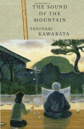 cover of Kawabata's The Sound of the Mountain translated by Edward Seidensticker