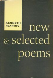 cover of New and Selcted Poems by Kenneth Fearing