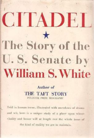 cover of The Citadel by William S White