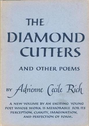 cover of The Diamond Cutters by Adrienne Rich