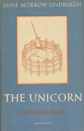 cover of The Unicorn by Anne Morrow Lindbergh