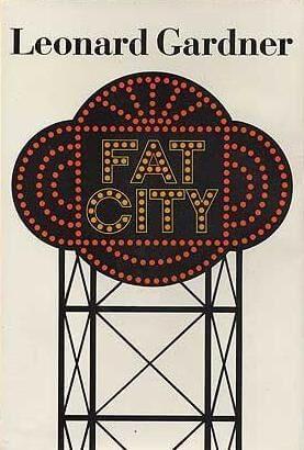 Cover of Fat City by Leonard Gardner