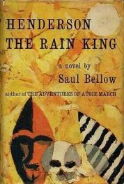 henderson the rain king by saul bellow book cover
