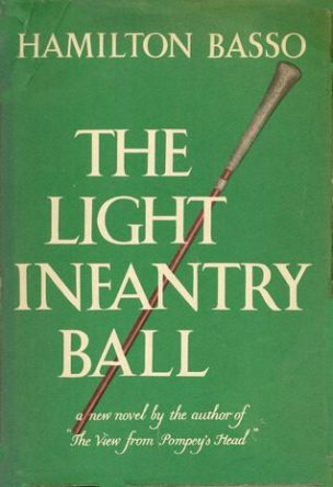 light infantry ball first eidtion cover