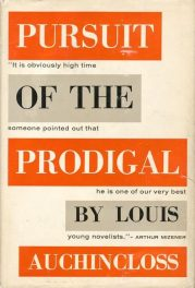 pursuit of the prodigal first edition cover