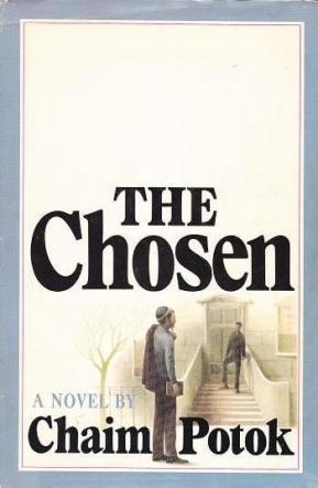 The Chosen by Chaim Potok book cover