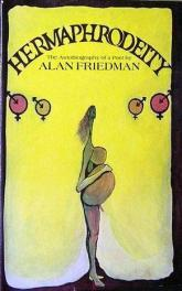 cover of Hermaphrodeity by Alan Friedman