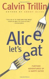 Book cover for Alice, Let's Eat