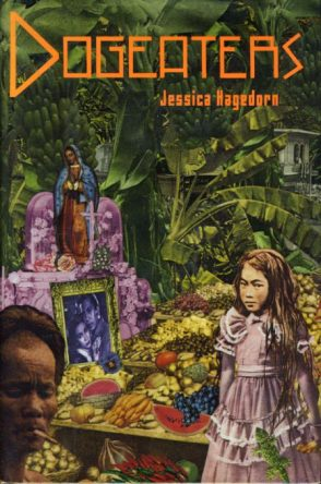 Dogeaters by Jessica Hagedorn book cover