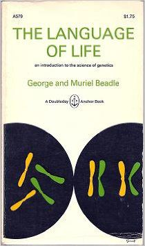 The Language of Life by George and Muriel Beadle book cover