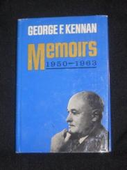 cover of Memoirs, 1950-1963 by George F Kennan
