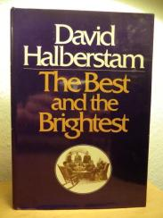 cover of The Best and the Brightest by David Halberstam