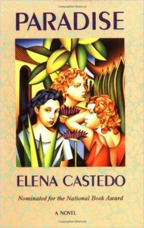 paradise elena castedo book cover