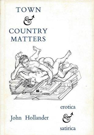 cover of Town and Country Matters by John Hollander