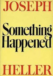 cover of Something Happened by Joseph Heller