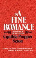 cover of _A Fine Romance by Cynthia Propper Seton